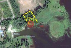 芬兰Hamina的土地,Hamina, 哈米纳, 芬兰,编号36946283