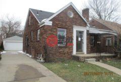 美国密歇根州韦恩, 底特律的房产,15275 Troester,编号34754380
