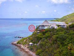 居外网在售英属维尔京群岛5卧的房产总占地743平方米USD 8,500,000