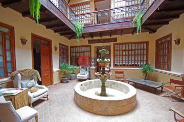 居外网在售厄瓜多尔5卧6卫历史建筑改造的房产总占地1301平方米USD 2,868,000