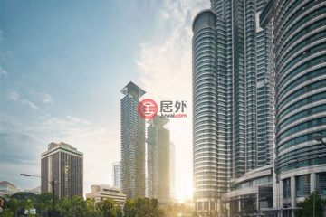 居外网在售马来西亚2卧3卫特别设计建筑的房产总占地170平方米MYR 6,000,000