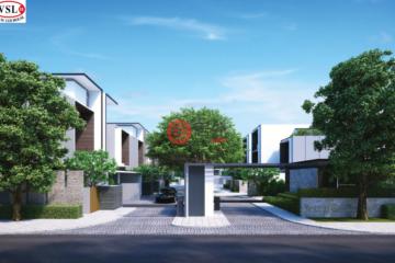 居外网在售越南1卧1卫新房的房产总占地2508平方米USD 600,000