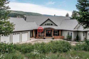 加拿大房产房价_不列颠哥伦比亚省房产房价_Merritt房产房价_居外网在售加拿大Merritt4卧5卫特别设计建筑的房产总占地83803平方米CAD 1,400,000