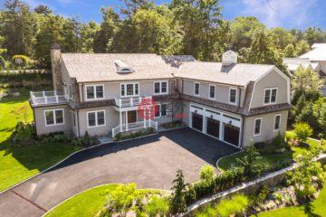 居外网在售美国6卧8卫新房的房产总占地3237平方米USD 4,850,000