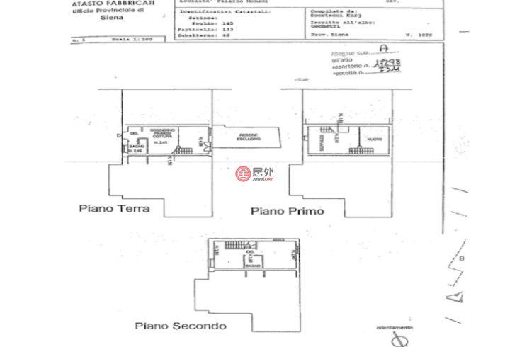 意大利的,87, Strada Provinciale 451,编号41915852