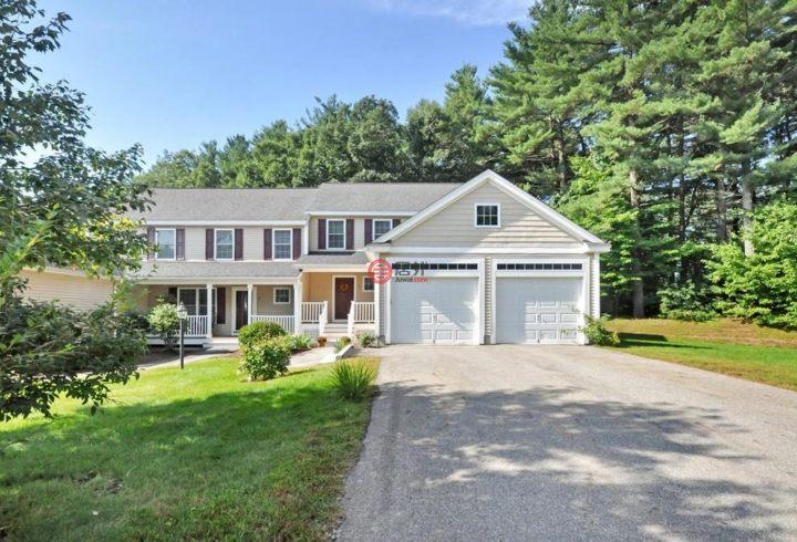 �mu�6_美国马萨诸塞州威斯特福德的房产,6 whitman lane u:6,编号43297782