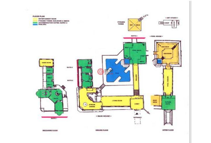 美国纽约州Water Mill的房产,988 Noyak Path,编号44619658