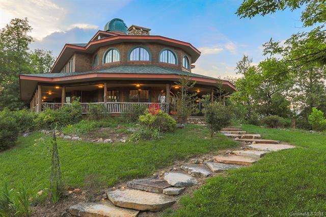 美国北卡罗莱纳州black mountain的房产,3250 sand branch rd,编号