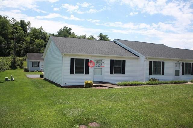 美国佛吉尼亚州阿宾登2卧1卫的房产
