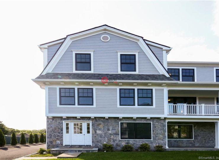 美国康涅狄格格林威治4卧4卫的组件式别墅房产图片