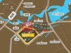 阿联酋迪拜迪拜的房产,迪拜酋长皇宫区 美丹一区,水晶湖社区 MBR D1,编号57783815