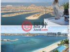 阿联酋迪拜Dubai Water Front的房产,Emaar Beachfront 迪拜王子岛,编号52453519