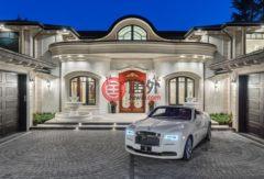加拿大不列颠哥伦比亚省西温哥华的房产,670, Southborough Drive,编号35468094