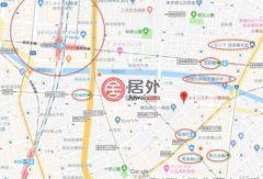 日本的房产,東神田1丁目17−7,编号45578706
