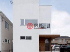 居外网在售日本3卧2卫新开发的新建房产总占地77平方米JPY 42,500,000起