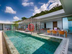 居外网在售泰国4卧4卫的公寓总占地480平方米THB 135,000,000