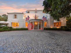 居外网在售美国5卧7卫的独栋别墅总占地17766平方米USD 5,900,000