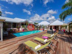 居外网在售圣马丁岛4卧5卫的房产总占地4047平方米EUR 1,628,000