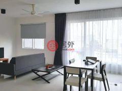 居外网在售马来西亚吉隆坡2卧2卫的房产总占地136平方米MYR 1,500,000
