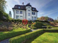 居外网在售瑞士Rorschacherberg5卧5卫的房产总占地6500平方米