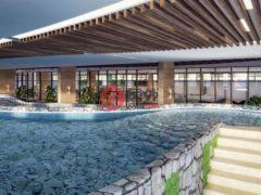 居外网在售菲律宾2卧2卫的新建房产总占地2999.93206464平方米