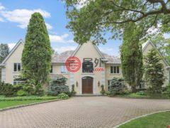 美国房产房价_新泽西州房产房价_Cresskill房产房价_居外网在售美国Cresskill7卧9卫的房产USD 1,995,000