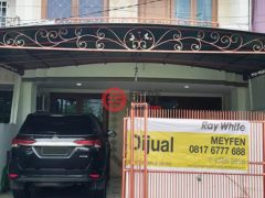 居外网在售印尼雅加达4卧3卫的房产总占地102平方米