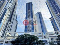 居外网在售阿联酋Business Bay2卧3卫的房产总占地166平方米AED 1,400,000