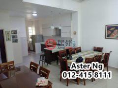 居外网在售马来西亚Bayan Lepas4卧4卫的房产总占地121平方米MYR 1,370,000