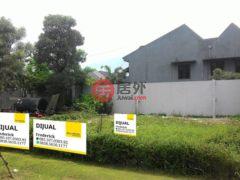居外网在售印尼总占地231平方米的土地