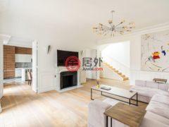 居外网在售法国巴黎4卧的房产总占地307平方米EUR 11,300,000
