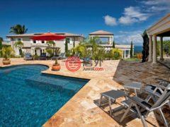 居外网在售英属维尔京群岛5卧6卫的房产总占地4800平方米USD 5,000,000