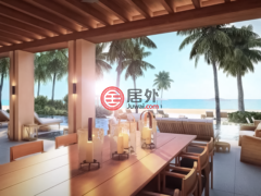 居外网在售墨西哥卡门海滩6卧8卫的房产总占地2平方米USD 10,200,000