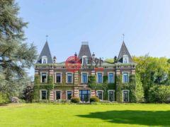 居外网在售比利时Uccle8卧5卫的房产总占地15000平方米