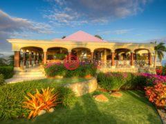 居外网在售英属维尔京群岛5卧7卫的房产总占地33306平方米USD 12,500,000