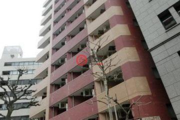 居外网在售日本1卧1卫的房产总占地18平方米JPY 20,800,000