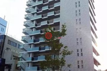 居外网在售日本1卧1卫的房产总占地26平方米JPY 37,800,000