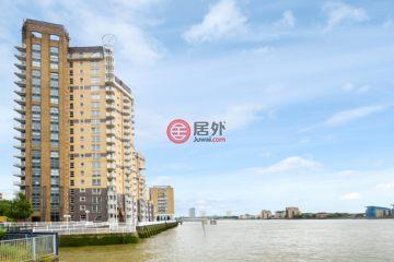 居外网在售英国2卧2卫的公寓总占地66平方米GBP 500,000