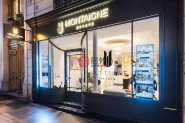 居外网在售法国3卧3卫局部整修过的房产总占地190平方米EUR 2,415,000