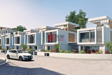 居外网在售塞浦路斯3卧3卫新开发的房产总占地223平方米EUR 632,875