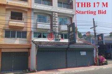 居外网在售泰国芭堤雅总占地360平方米的商业地产