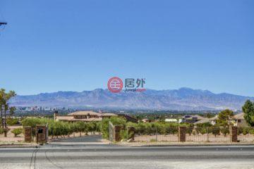 居外网在售美国5卧7卫特别设计建筑的房产总占地1平方米USD 7,000,000