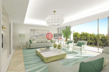 居外网在售葡萄牙Cascais3卧4卫的房产总占地171平方米EUR 1,780,000