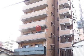 居外网在售日本大阪市1卧1卫的房产总占地200平方米JPY 10,550,000