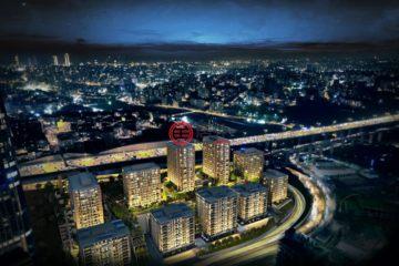 居外网在售土耳其Sarıyer2卧2卫的房产总占地130平方米TRY 1,900,000