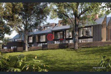 居外网在售澳大利亚Balwyn3卧2卫的房产总占地42平方米