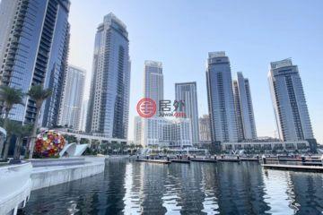 居外网在售阿联酋1卧2卫特别设计建筑的房产总占地100000平方米AED 1,000,000