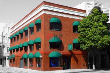 居外网在售美国旧金山总占地890平方米的商业地产
