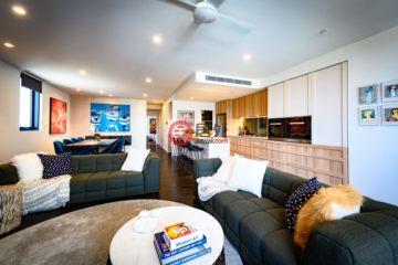 居外网在售澳大利亚布里斯班4卧4卫的房产总占地188平方米AUD 1,649,000