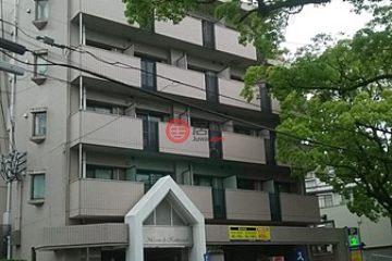 居外网在售日本福冈市1卧1卫的房产总占地22平方米JPY 2,180,000